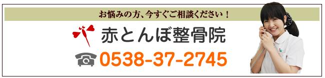 完全予約制、TEL0538-37-2745