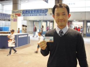 静岡県主催 交通安全フェアに協賛